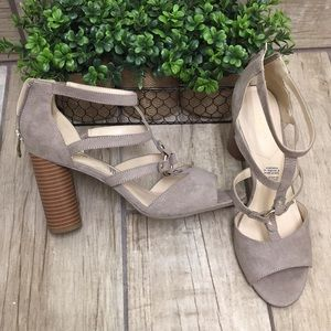 Liz Claiborne Bahati Heeled Sandals